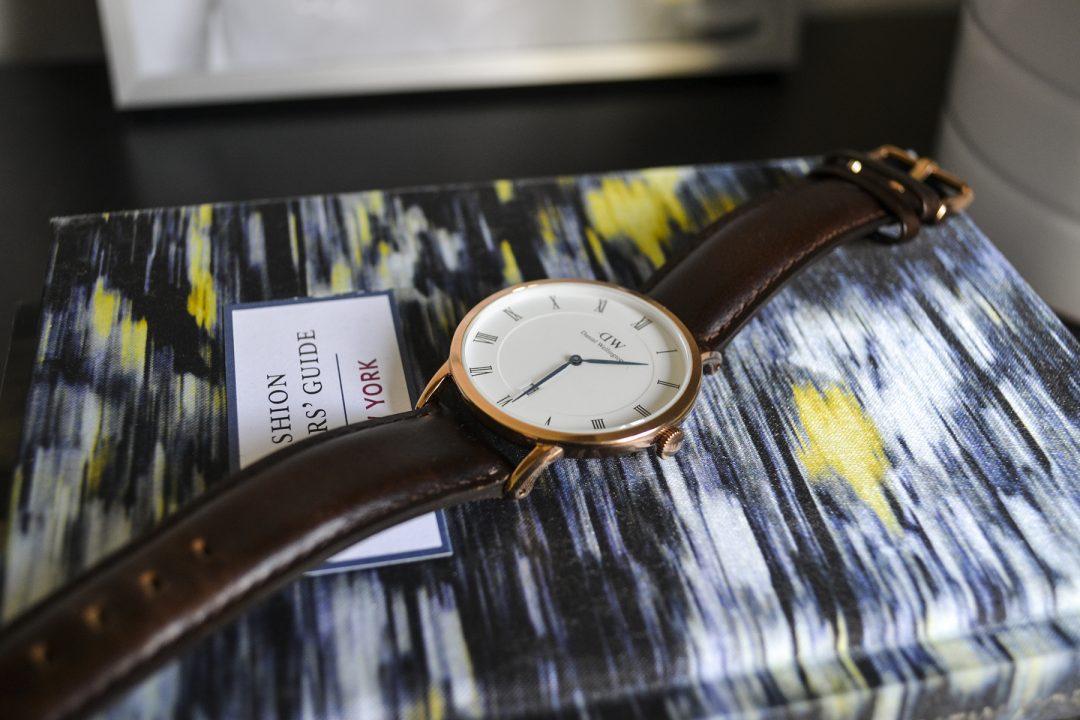 New In: Daniel Wellington Timepiece
