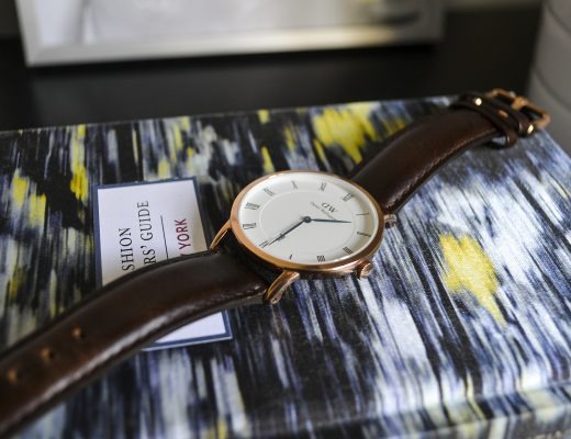 New In: Daniel Wellington Timepiece