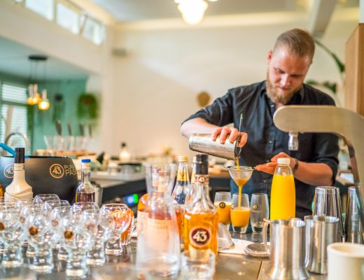 Coffee Collective: Celebrating with Licor43